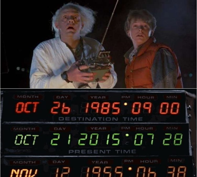 Back to the Future – How Tech has Evolved versus 1985 Predictions