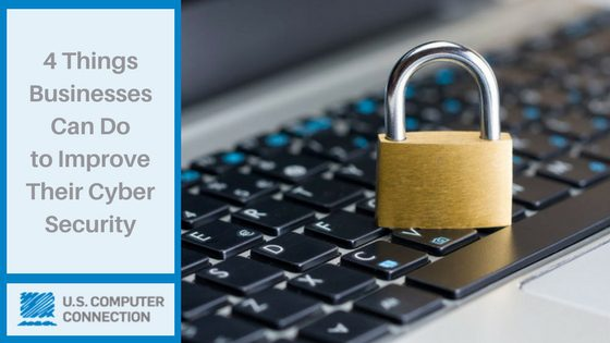 improve business cyber security