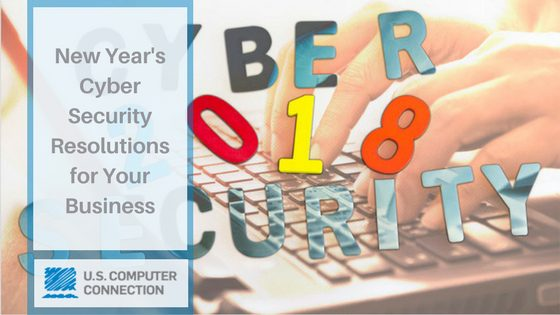 New Year's cyber security resolutions