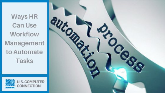 automate tasks using workflow management